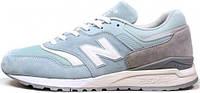 Женские кроссовки New Balance 997.5 Menthol/Grey