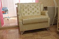 Мягкий кухонный диванчик с ящиком под заказ, фото 1