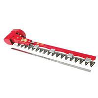 Боковой нож с электроприводом для рапса 3850-RT135E12R (электродвигатель 12 вольт, 300 ват, 25 A, L-1350мм)