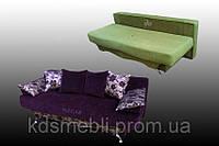 Перетяжка и обивка мягкой мебели: диванов, кроватей, кресел и кухонных уголков