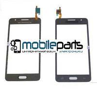 Оригинальный Сенсор (Тачскрин) для Samsung G530H Galaxy Grand Prime (Серый)