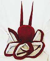 """Интерьерная декоративная игрушка подушка """"Осьминог"""""""