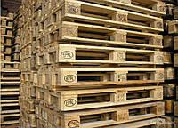 Поддон деревянный Евро