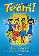 Oxford Team 1 Student's Book