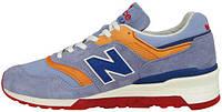 Мужские кроссовки New Balance 997 Distinct Weekend Bag Blue