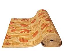 Бамбукові шпалери,світлі, п. 17мм, Осінь, шир.0,9 м