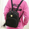 Шикарний жіночий рюкзак, фото 7