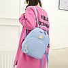 Шикарний жіночий рюкзак, фото 3