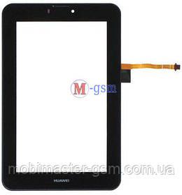 Тачскрин Huawei MediaPad 7 Vogue S7-601u, S7-601, S7-602, S7-601C, S7-602U черный