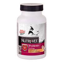 Витаминный комплекс Nutri-Vet Probiotics для собак с пробиотиками, 60 таб