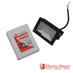 ElectroHouse LED прожектор 10W IP65 ElectroHouse