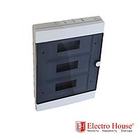 ElectroHouse Бокс модульный для внутренней установки на 36 модулей