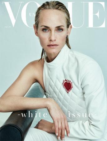 Журнал женский Vogue UA Вог Украина №04 апрель 2017