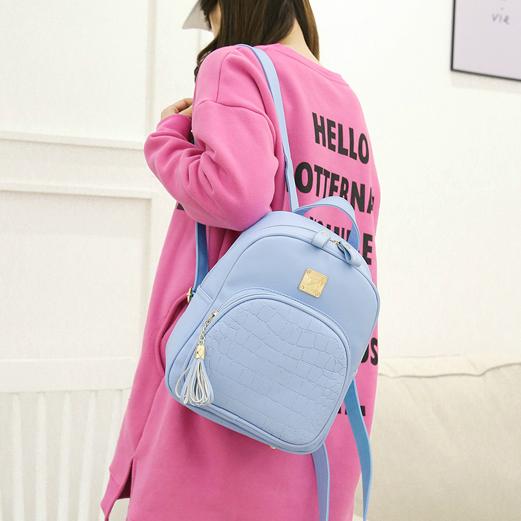 Шикарний жіночий рюкзак