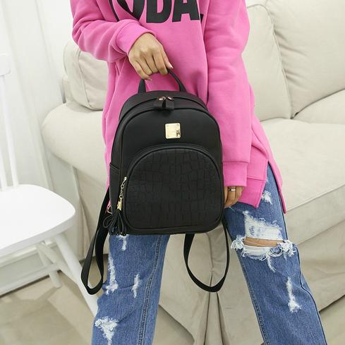 Міський рюкзак для дівчини
