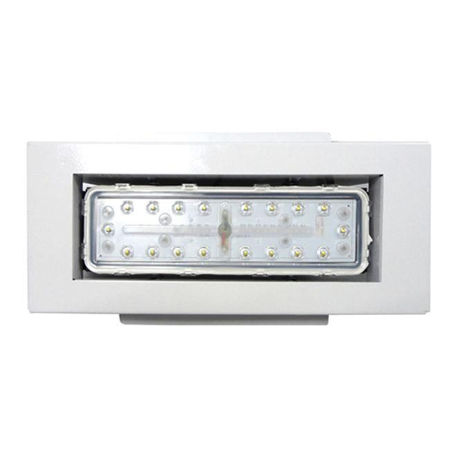 Модульный светодиодный светильник для АЗС Maxus Combee Petrol 60W 6300Lm