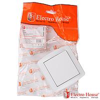 Накладной выключатель одноклавишный Accura ElectroHouse