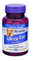 Витаминная добавка Nutri-Vet Allerg-Eze для собак-аллергиков, 60 таб