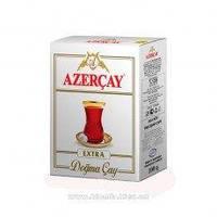 "Чай  ""Азерчай""чёрный Extra c бергамотом  100 гр ( к/уп.)"