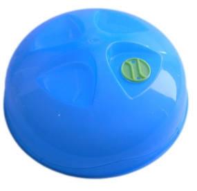 Крышка для СВЧ 250 Цветная с клапаном, фото 2