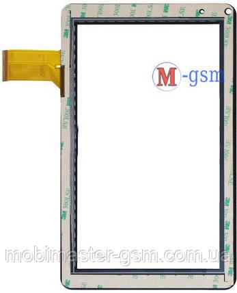 """Тачскрин (сенсорный экран) 9""""  (P/N:DH-0922A1-PG-FPC068) черный, фото 2"""