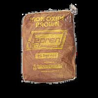 Пигмент железоокисный коричневый Чехия НМ-470 (25кг)