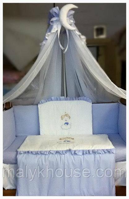 Спальный комплект для новорожденного Сладкий сон