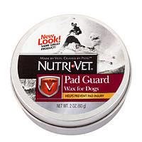 Крем Nutri-Vet Pad Guard Wax для собак защитный, для подушечек лап, 60 г