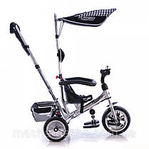 Детский трехколесный велосипед Turbo Trike М 5362-6, фото 2