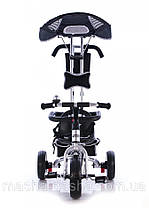 Детский трехколесный велосипед Turbo Trike М 5362-6, фото 3