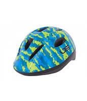 Шлем детский Green Cycle Pixel размер 50-54см