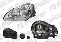 Фара левая VALEO Porsche Cayenne 02-10