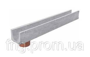 Лоток водоотводный ЛВ-10.16.18- бетонный