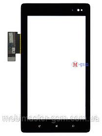 Тачскрин (сенсорный экран) Huawei IDEOS S7 Slim S7-201 черный