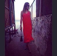 Женское Платье-ночнушка из шелка