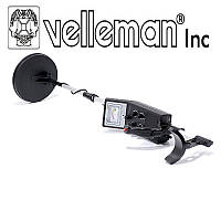 Бельгийский Металлоискатель Valleman MG 1006 / дискриминация