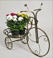 Підставка для квітів Велосипед Подставка под цветы