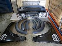 Комплект рестайлинга Land Rover Discovery 3 в Discovery 4 (2009-2013)