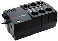 ИБП CyberPower BS650E, 650VA, Offline, 6хSchuko, USB