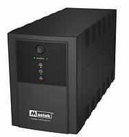 ИБП Mustek PowerMust 1260 1200VA, Line Int., AVR, 2xIEC+2xSchuko, USB, RJ11 (98-LIC-L1060)