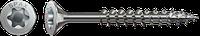 Саморізи Spax,нержавіюча сталь, потайна головка, T-STAR plus, неповна різьба