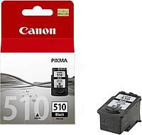 Картридж CANON (PG-510) PIXMA MP240/250/260/270/280/490/495/MX320/330 (2970B007) Black