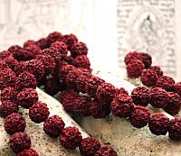 Чётки из плодов дерева Рудракши 108 бусин (16 мм)