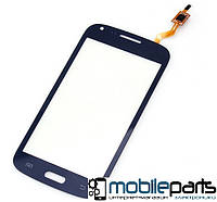 Оригинальный Сенсор (Тачскрин) для Samsung i8260 | i8262 (Синий | черный)