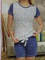 Женский домашний костюм, пижама их хлопка. Разные размеры. Розница и опт в Украине.