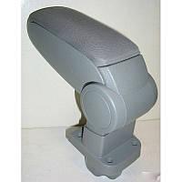 Подлокотник Geely MK ASP серый текстильный