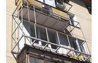 Расширение и вынос балконов