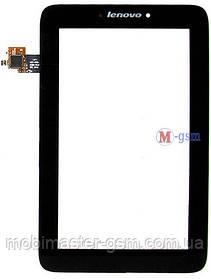 Тачскрин (сенсорный экран) Lenovo Ideatab A2107, A2207 (p/n:MCF-070-0388-V5.0 STE 3612) черный