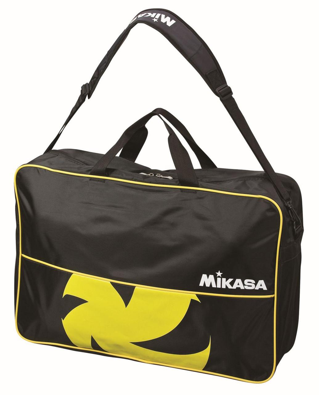 Сумка для переноски мячей Mikasa VL6C-BKY