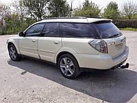 Фонарь, оптика Subaru Outback 2005, LED фонари от Valenti SB1101-CiW, 84201AG000, 84201AG010